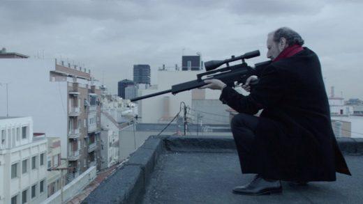 G. Cortometraje y thriller de comedia negra de Diego Puertas