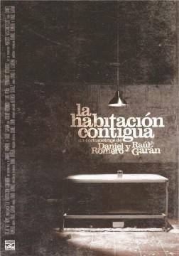 La habitacion contigua cortometraje cartel poster