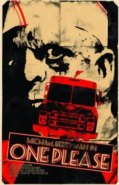 One please. Cortometraje cartel poster