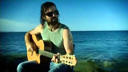 Mi piace come sei - Jarabe de Palo. Videoclip oficial de la banda española