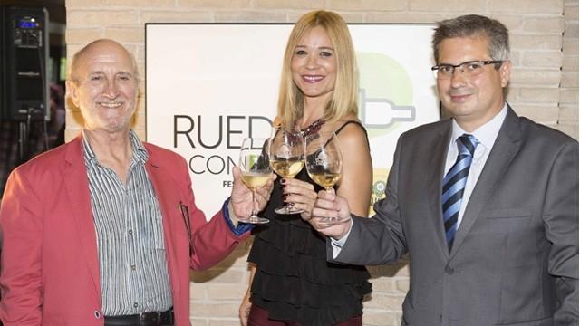 La Denominación de Origen Rueda presenta en Madrid el II Festival de Cortometrajes 'Rueda con Rueda'