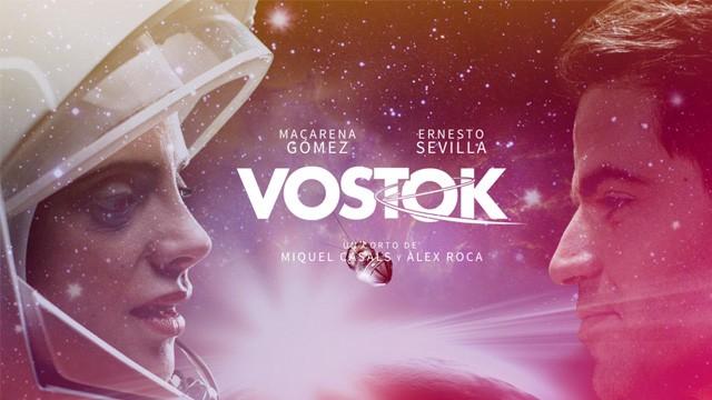 Vostok. Cortometraje español con Macarena Gómez y Ernesto Sevilla