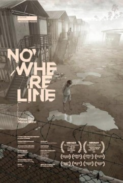 Nowhere Line: Voices from Manus Island cortometraje cartel poster