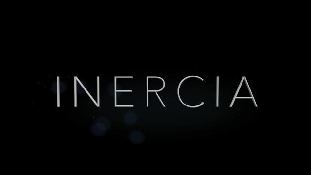 Inercia. Cortometraje español de Jesús Agudo con Carlos Manuel Díaz