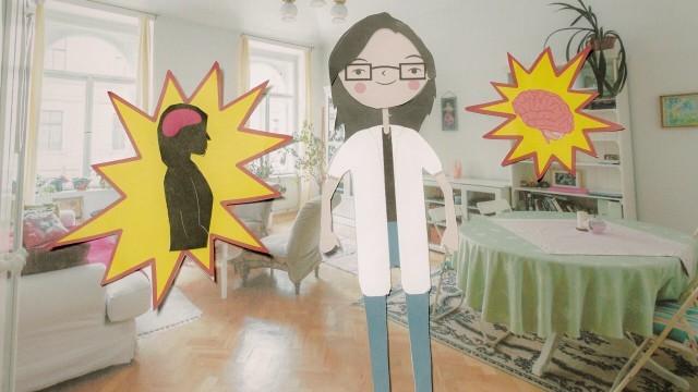 Las héroes. Cortometraje colombiano de animación Stop-motion