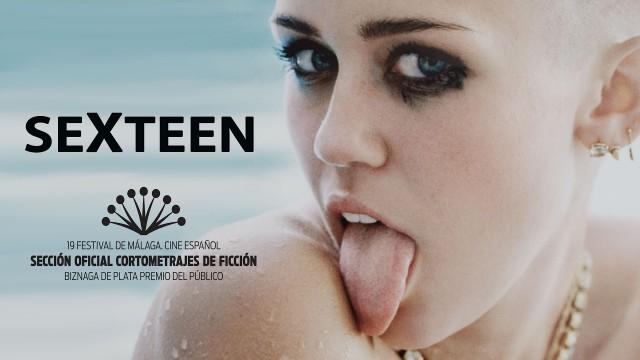 Sexteen. Cortometraje español dirigido por Santiago Samaniego