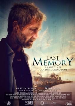 Last Memory cortometraje cartel poster