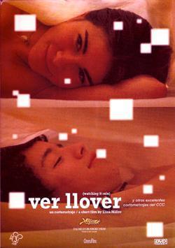 Ver Llover. Cortometraje cartel poster