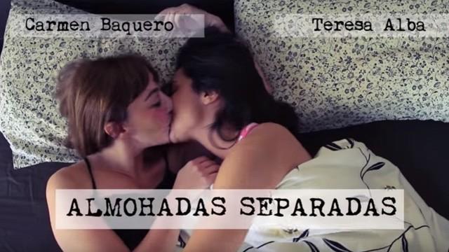 Almohadas separadas. Cortometraje español de Pablo Díaz