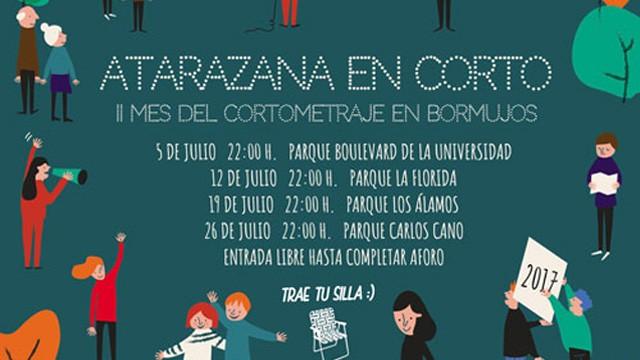 Comienza el Atarazana en Corto 2017 - II Mes del Cortometraje en Bormujos