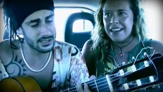 Con la luna llena - Melendi. Videoclip del artista musical español