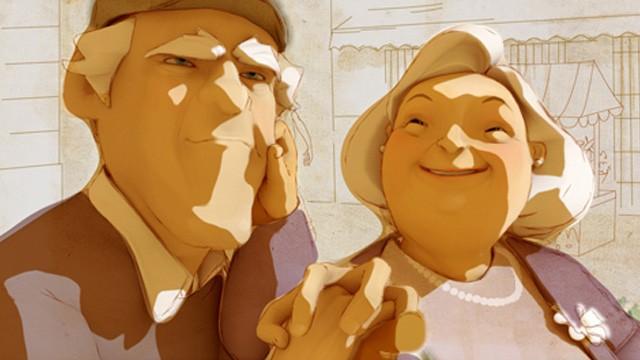 El fin. Cortometraje de animación de Álex Cervantes y Diana Rodríguez