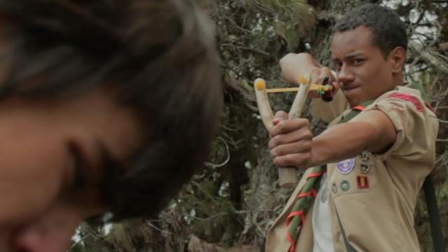 El prisionero. Cortometraje argentino sobre la amistad entre boy scouts