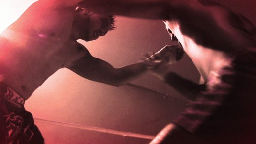 Goliath. Cortometraje y drama experimental musical de Jaime Fidalgo