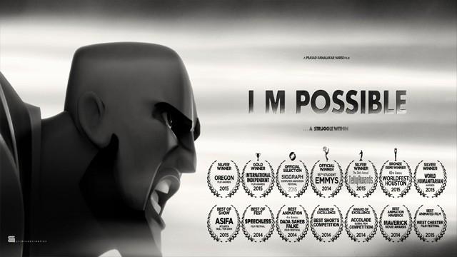 I M Possible. Cortometraje de animación dirigido por Prasad Narse