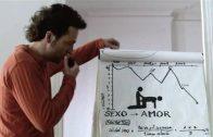 La explicación. Cortometraje español de Curro Novallas con Gustavo Salmerón