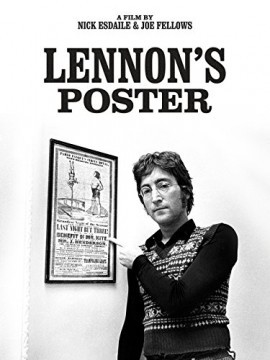 Lennon's Poster cortometraje cartel poster