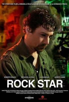 Rock Star Cortometraje cartel poster