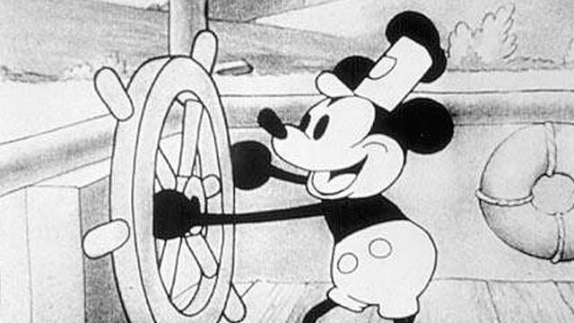 Mickey Mouse: El botero Willie. Cortometraje de animación de Walt Disney