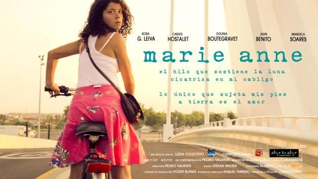 Marie Anne. Cortometraje español dirigido por Pedro Valiente
