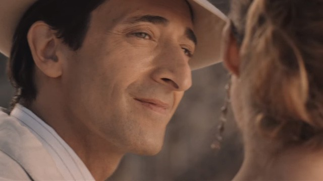 "Fiat 500 Anniversario ""See you in the future"". Cortometraje Adrien Brody"
