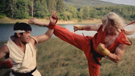 Street Fighter: Legacy. Cortometraje fanfilm de Joey Ansah y Owen Trevor