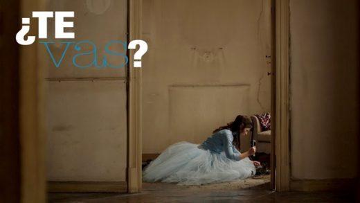 ¿Te vas? Cortometraje español dirigido por Cristina Molino