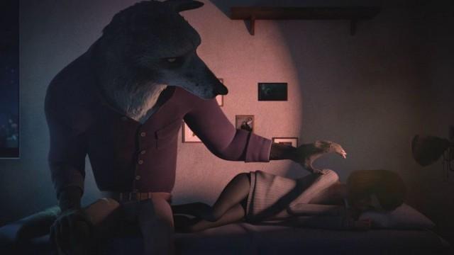 Untamed. Cortometraje de animación danés dirigido por Juliette Viger