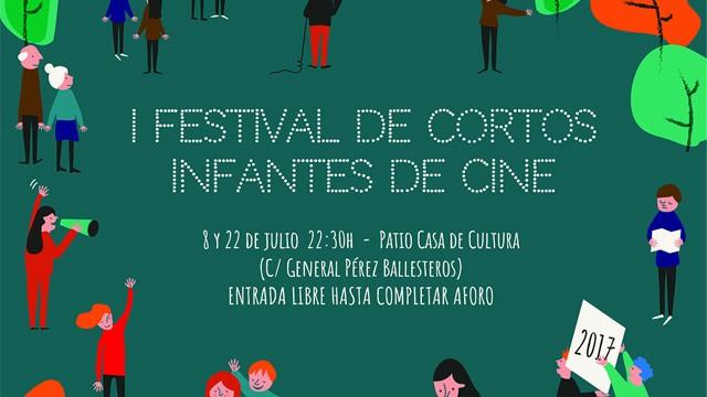 Villanueva de los Infantes inició el sábado su I Festival de Cortos
