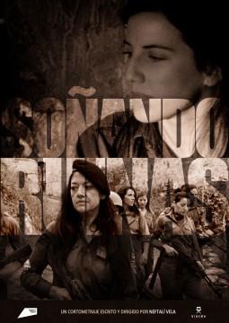 Soñando ruinas cortometraje cartel poster