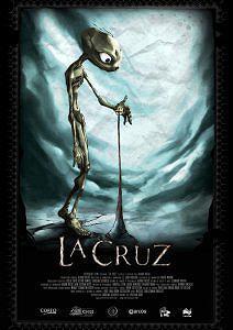 La cruz cortometraje de animación cartel poster