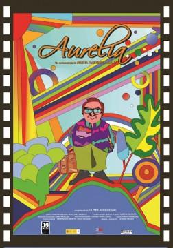 Aurelia cortometraje cartel poster