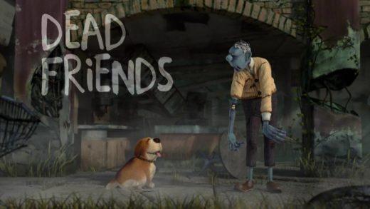 Dear friends. Cortometraje de animación zombie dirigido por Changsik Lee