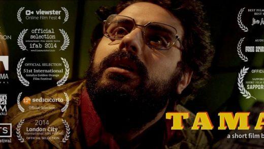 Tamah. Cortometraje turco dirigido por Erhan Yürük con Cem Ülgen