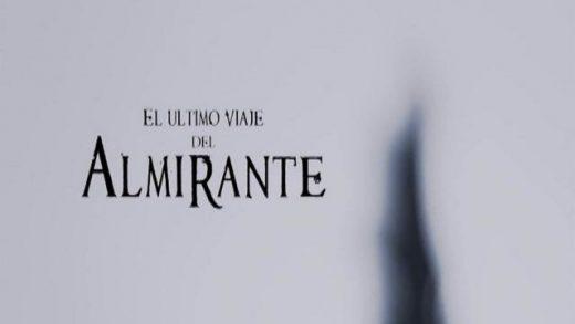 El último viaje del Almirante. Cortometraje español de Iván Sáinz-Pardo