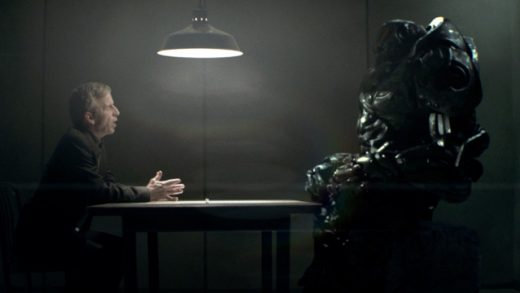 Archetype. Cortometraje de ciencia ficción y robots de Aaron Sims