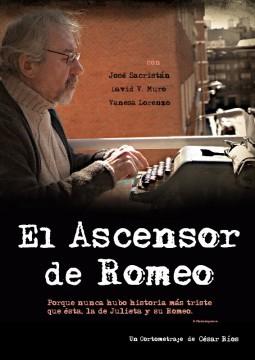 El ascensor de Romeo cortometraje cartel poster