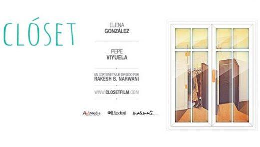 Closet. Cortometraje español de Rakesh B. Narwani con Pepe Viyuela