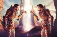Dual. Cortometraje de animación de ciencia-ficción de Blue Zoo Studios