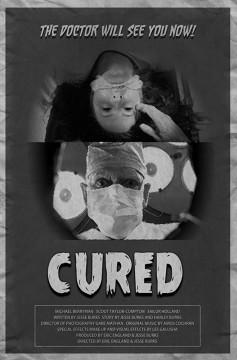 Cursed cortometraje cartel poster