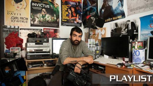 Miguel A. Almanza. Cortometrajes online del director de Málaga