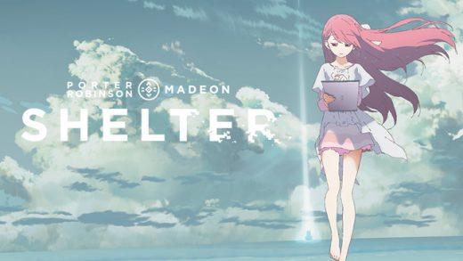 Shelter. Anime y Cortometraje de animación japonés de Toshifumi Akai