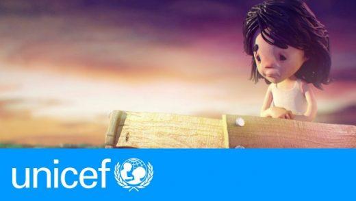 Cuentos sin hadas: Malak y el barco. Un viaje desde Siria. Corto de Unicef