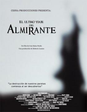 El último viaje del Almirante cortometraje cartel poster
