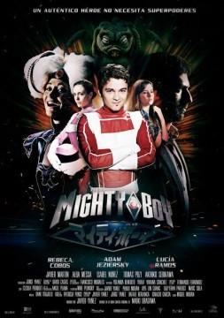 Mighty Boy cortometraje cartel poster