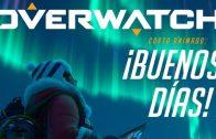 Overwatch: ¡Buenos días! Cortometraje animación videojuego de Blizzard