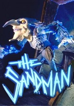 The sandman cortometraje cartel poster