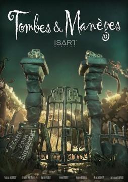 Tombes & manèges cortometraje cartel poster