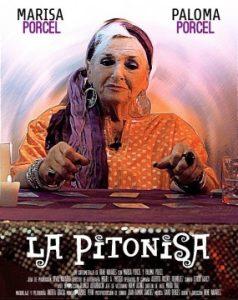 La pitonisa cortometraje cartel poster