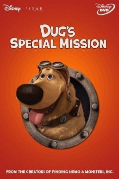La misión especial de Dug cortometraje cartel poster